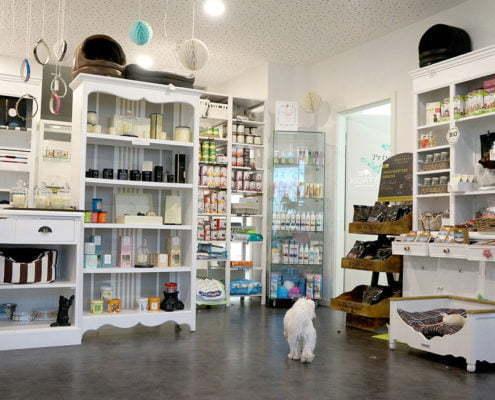 Hundefriseur in Stuttgart, Räumlichkeiten